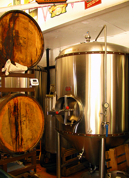 Barrels & Tanks Alpine Beer Company