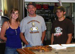 Alpine Beer Company Crew