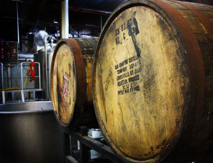 Alesmith Brewing Room