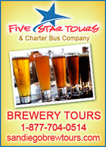Five Star Brewery Tours